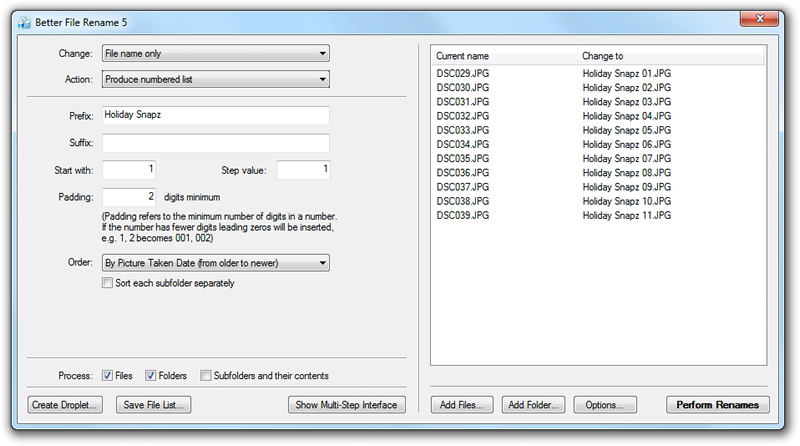 Better File Rename 5.15.0.0