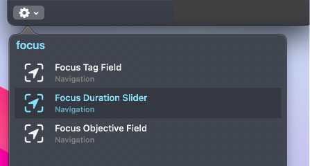 command window filtering