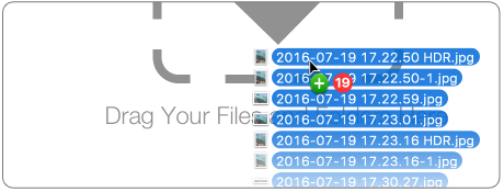 File Multi Tool 6: Mac OS X Batch Date Changer for EXIF