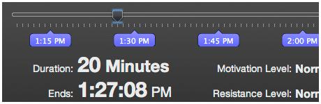 define timebox duration