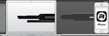 iPhone pomodoro timer